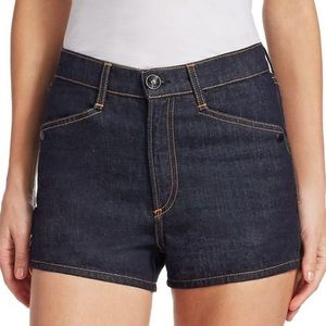 Rag & Bone Ellie Denim Shorts